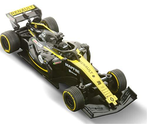 Renault Sport - Renault F1 Team - Coche Fórmula 1 radio controlado Daniel Ricciardo- R.S. #3 - Temporada 2019 - Licencia oficial - escala 1:43