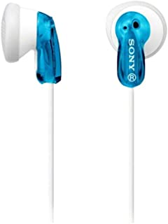 Sony MDR E9 Headphones - Blue