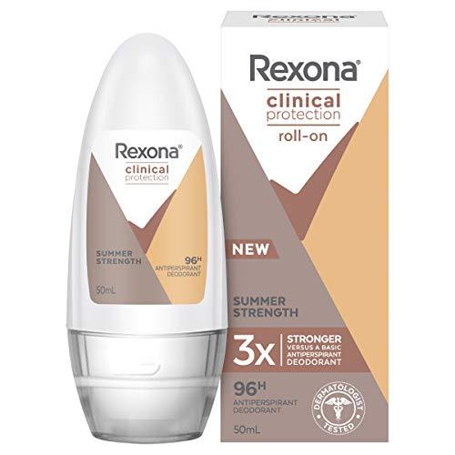 Rexona Clinical Protection Antiperspirant Deodorant Roll On 50ml