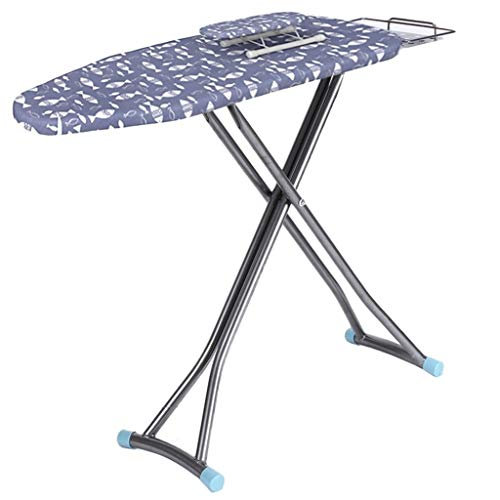 Estudio de ropa Centro de lavado tabla de planchar, Estable tabla de planchar Soporte lavable cubierta de tela de costura Imprimir sobre la mesa, con tabla de planchar independiente de la manga Transp