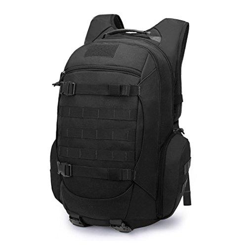 Mardingtop Tactical Backpack, Black 2.0, 52cm