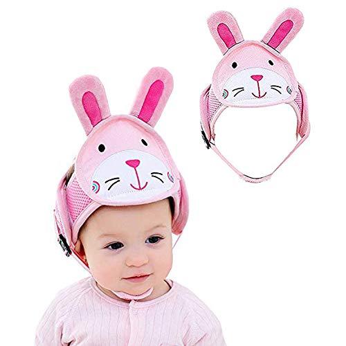 Nanxin Baby Helmet Schutzhelm Stoßfest Babyhelm Helmmütze Kopfschutzmütze für Kleinkind Verstellbar