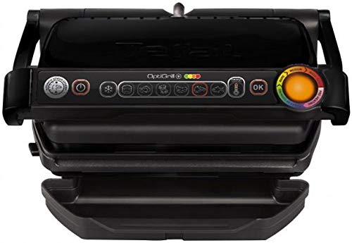 Tefal GC 7128.50M Optigrill, Schwarz