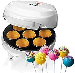 Melissa 16250073 Pop-Cake-Maker weiß mit