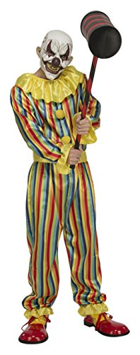 My Other Me Me-204388 Disfraz Prank clown para hombre, S (Viving Costumes 204388)