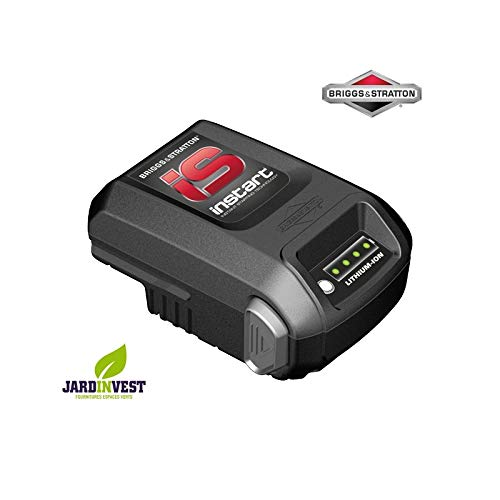 Batterie BRIGGS & STRATTON pour tondeuse Instart IS BS593560