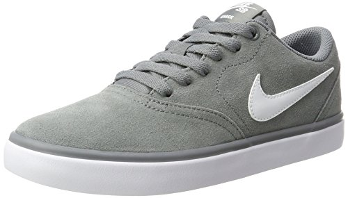 Nike Herren Sb Check Solar Skateboardschuhe, Grau (Cool Grey/White 005), 42 EU