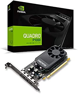 ELSA NVIDIA Quadro P1000 V2 EQP1000-4GER2 VD7139