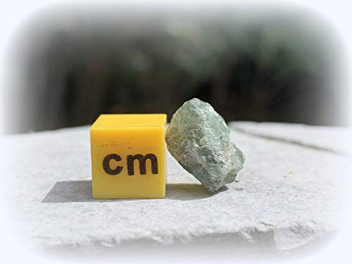 Diopside - Pierre minérale de guérison - Spécimen de pierre minérale SilverGeo® - 100 % authentique.