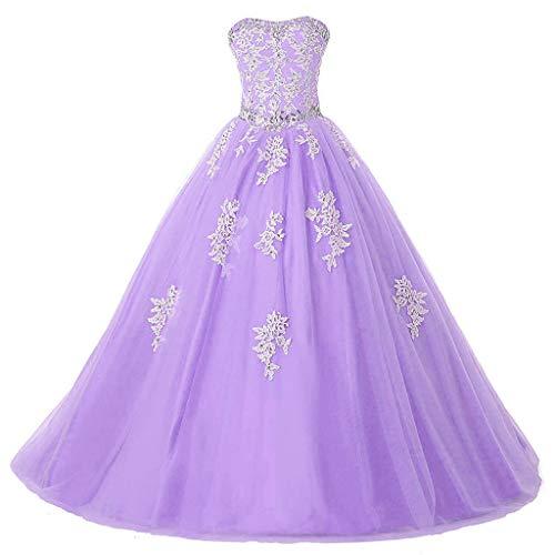 Vestido De Novia Lila