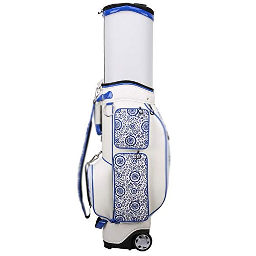 Check Out This XINGZHE Golf Bags, Golf Retractable Bags Women's Multifunctional Check-in Air Bags wi...