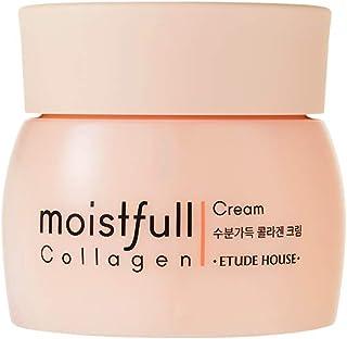 ETUDE HOUSE Moistfull Collagen Cream 75ml (New Version) | Facial Moisturizing Wrinkle Cream with Collagen for Women Skin Care