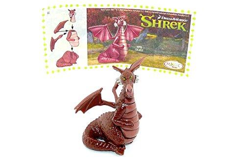 Kinder Überraschung Figur von Shrek Vier der Drache - Dragon (Shrek 4)