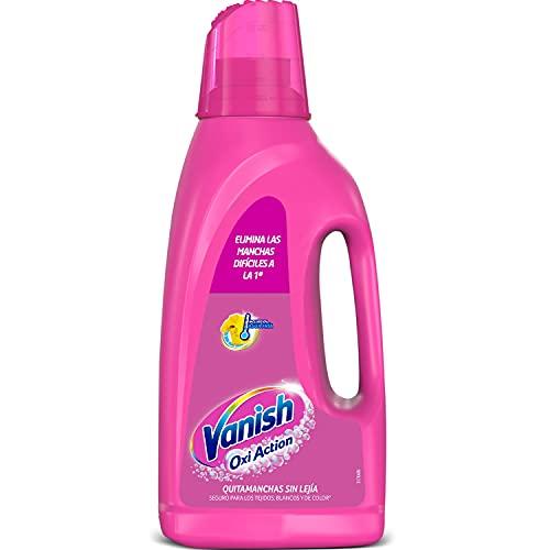 Vanish Oxi Action - Quitamanchas para Ropa Blanca y de Color, en Gel, Sin Lejía - 1800 ml