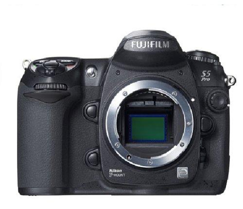 Fujifilm FinePix S5 Pro SLR-Digitalkamera (12 Megapixel) nur Gehäuse