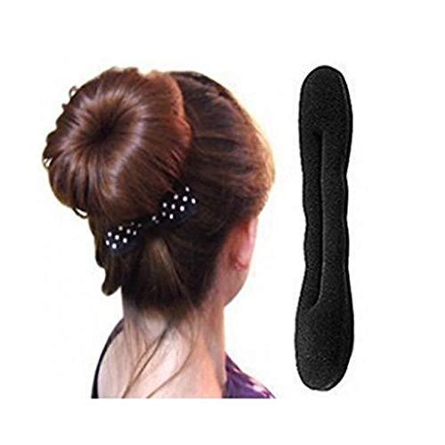 Magie mousse éponge Donut Twister mousse éponge Bun Shaper filles Accessoires de cheveux pour les femmes dames de mariée par TheBigThumb, grande taille