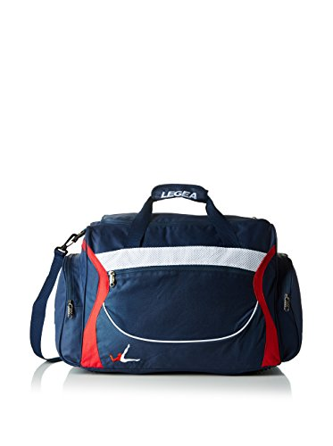 Legea Bolsa de deporte Palestra Modena Azul Marino/Rojo