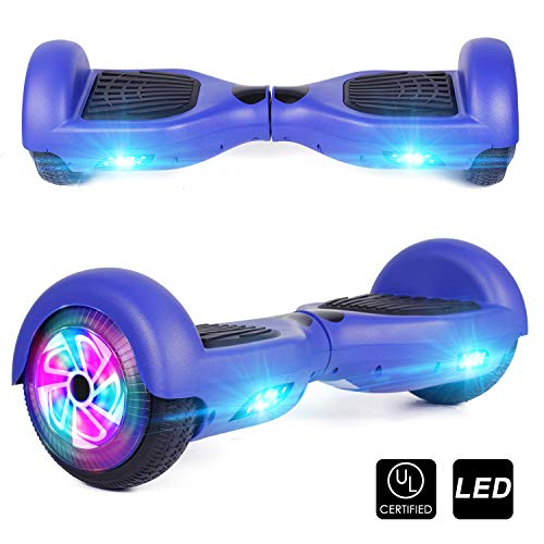 CBD Hoverboard for Kids, 6.5 Inch Two...