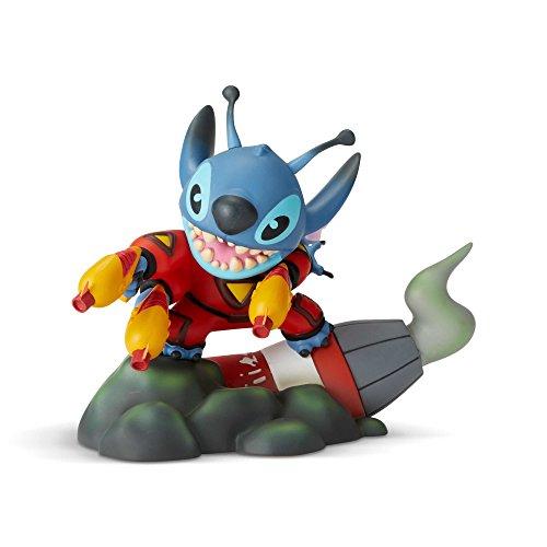 Enesco Grand Jesters 6001068 - Stitch, figurina en vinilo