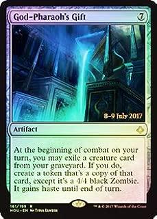 Magic: The Gathering - God-Pharaoh's Gift - Foil - Prerelease Promo