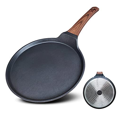 Vinchef Nonstick Crepe Pan, 10inch Skillet Pan for Dosa...
