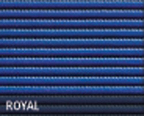 Friedola Bodenbelag Sympa Nova Premium Weichschaum Badematte Matte royal blau dunkelblau 130 breit Meterware