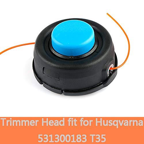 T35 Tap Trimmer Head Double Ligne Pour Husqvarna 224 L 225 L 232 L 240 322 L 326 L 327LS