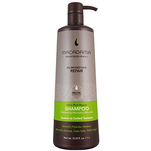 Macadamia Professional Ultra Rich Moisture Shampoo, 1er Pack(1 x 1000 ml)