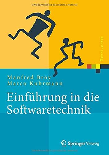 Einführung in die Softwaretechnik (Xpert.press)
