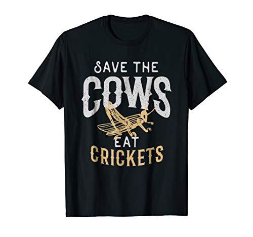Cricket Flour Cricket Protein Powder T-Shirt