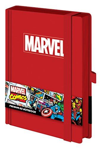 Marvel sr72223Logo Premium Notizbuch (A5)