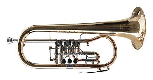 Classic Cantabile FL-43G Bb Fliscorno bronce dorado