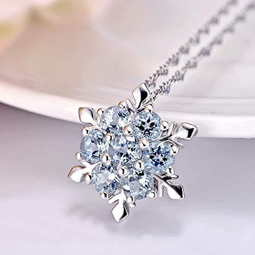MCAdianpu 925 sterling zilver zirkonia ster bel hanger halsketting voor vrouwen meisjes korte halsketting verjaardagscadeau