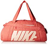 Nike Women's Gym Club Training Duffel Bag, Ember Glow/Ember Glow/Washed Coral, 56 x 23 x 30.5 cm