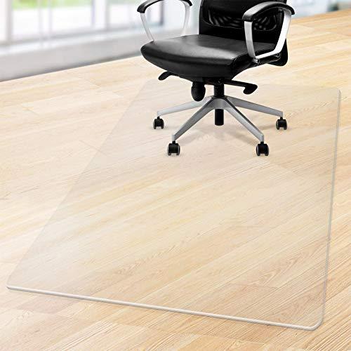 Vloerbeschermer Mat Bureaustoel Transparant Glijd Gemakkelijk Anti-jeuk Bestand Tegen Hoge Temperaturen Tapijt Pad Om te…