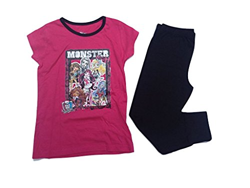 Monster High Schlafanzug in pink (152)