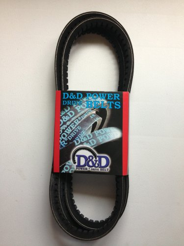 D&D PowerDrive 95X617LA Metric Standard Replacement Belt, 25.57