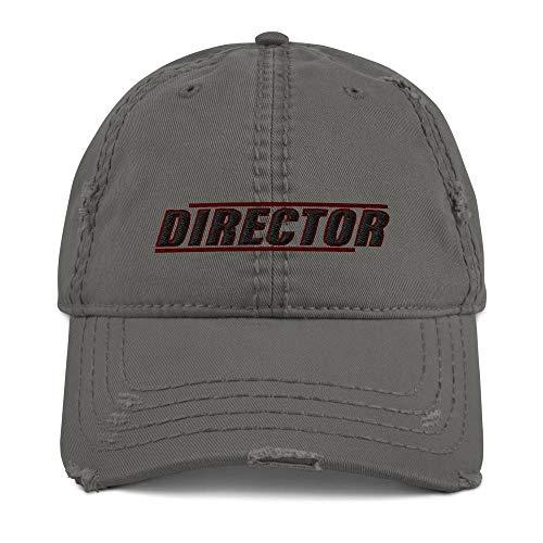 Retro Outlaws, Director de la Película de la Película Gorra de Béisbol Bordado Algodón Ajustable Vintage Dad Sombrero - Gris - talla única