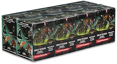 Dungeons & Dragons: Icons of the Realms: Standard Booster Brick (8 Sealed Boosters) - Tomb of Annihilation