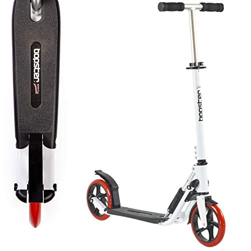 bopster® Sport Pro - Adult Urban Scooter - White