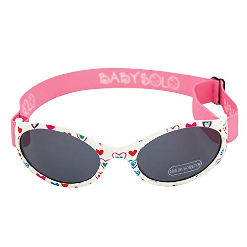 Product Image of the Baby Solo The Original Baby Sunglasses 2.0 Made by US Optometrists for 0-36...