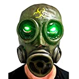 Purge Gas Mask, LED Lightup Eyes, First Anarchy, Election, Halloween Costume, Dress Up