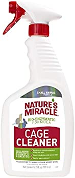 Nature's Miracle Small Animal Cage Cleaner 24 Fl Oz