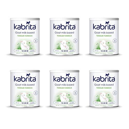 Kabrita Goat Milk Toddler Formula, (Pack of 6) 14.1 Ounce