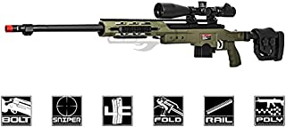 Well MB4411G Bolt Action Spring Sniper Rifle (OD)