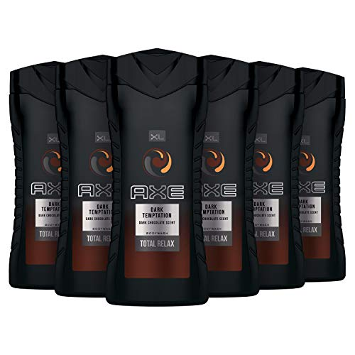 AXE Dark Temptation Douchegel 6 x 400 ml Voordeelverpakking