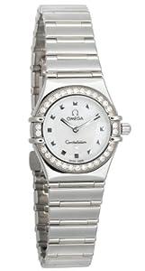 Omega Women's 1465.71.00 Constellation My Choice Quartz Mini Watch image