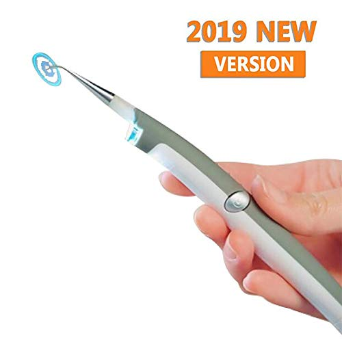 YEARN SEA Electric Dental Calculus Remover,2019 Newest Best Effect High-Frequency Vibration Tartar for Fighting Tartar,Tooth Stains,Teeth Polishing (1 PC)