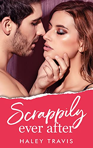 Scrappily Ever After: grumpy older man, quirky younger woman romance
