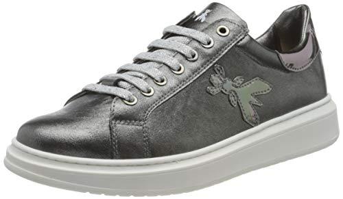 Patrizia Pepe PPJ517 Sneaker, Grey, 30/30.5 EU